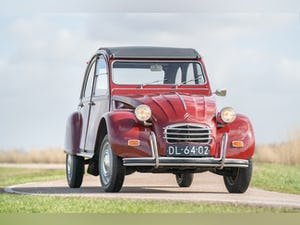 1966 Holy grail in 2cv's   AZAM 6 For Sale (picture 2 of 12)