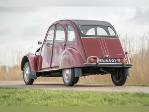 1966 Holy grail in 2cv's   AZAM 6 For Sale (picture 7 of 12)