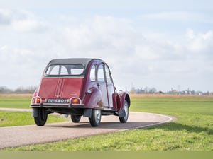1966 Holy grail in 2cv's   AZAM 6 For Sale (picture 10 of 12)