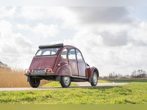 1966 Holy grail in 2cv's   AZAM 6 For Sale (picture 11 of 12)