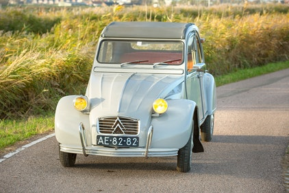 Picture of 1965 Great 2cv AZAM, restored in detail For Sale