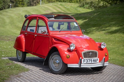 Picture of 1989 Citroen 2CV6 Special - Auction July 6th For Sale by Auction