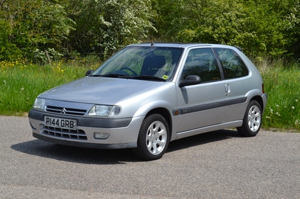 Picture of 1997 Citroen Saxo VTR For Sale by Auction