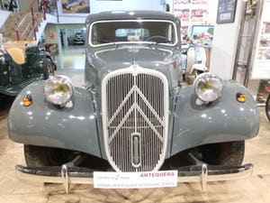 CITROËN 11 BL - 1954 For Sale (picture 3 of 12)