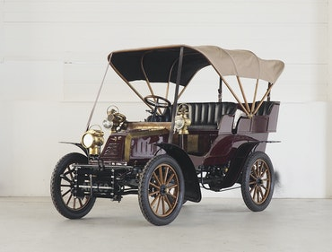 Picture of 1902 Clement 9 HP Four Seater Rear Entrance Tonneau For Sale by Auction