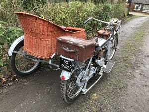 1911 Clyno 650cc V Twin Veteran Motorcycle. For Sale (picture 7 of 10)