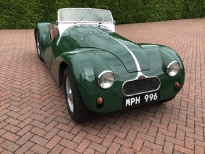 1949 Connaught L2 Sports Car. Chassis no. 1360. For Sale (picture 2 of 7)