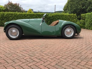 1949 Connaught L2 Sports Car. Chassis no. 1360. For Sale (picture 3 of 7)
