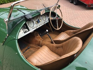 1949 Connaught L2 Sports Car. Chassis no. 1360. For Sale (picture 4 of 7)