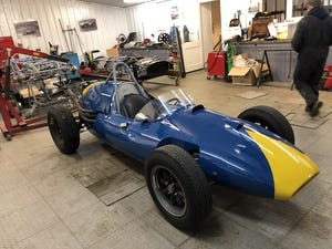 1959 Cooper T51, Climax /ERSA Gearbox, fully restored For Sale (picture 1 of 7)