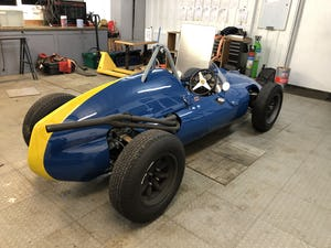 1959 Cooper T51, Climax /ERSA Gearbox, fully restored For Sale (picture 4 of 7)