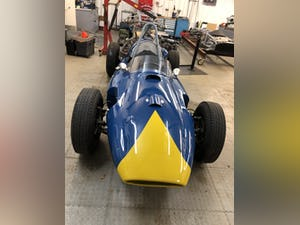 1959 Cooper T51, Climax /ERSA Gearbox, fully restored For Sale (picture 7 of 7)