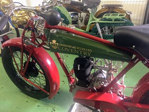 1923 Coventry 300ccm For Sale (picture 2 of 3)
