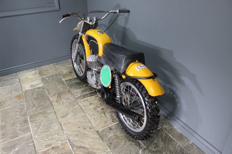 1971 CZ 250 cc Two Stroke Motocross , Excellent  For Sale (picture 5 of 6)