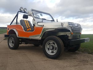"""1996 Daihatsu """"Willys"""" Jeep For Sale (picture 1 of 6)"""