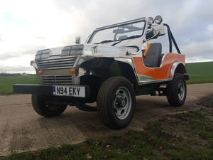 """1996 Daihatsu """"Willys"""" Jeep For Sale (picture 2 of 6)"""