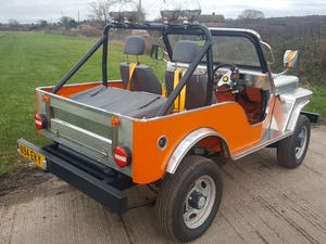 """1996 Daihatsu """"Willys"""" Jeep For Sale (picture 3 of 6)"""