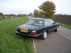 1998 Daimler XJ Series 4.0 V8 Automatic LWB For Sale (picture 4 of 6)