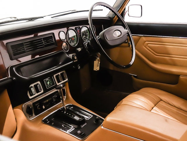 1976 A Rare Sovereign Pillarless Coupe - Extensive History File For Sale (picture 5 of 6)
