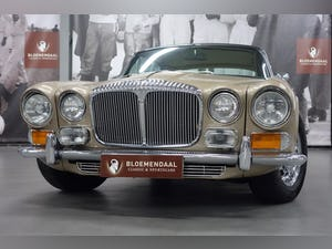 1973 Daimler Double Six Series 1 VandenPlas LWB For Sale (picture 7 of 12)