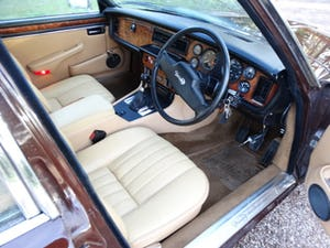 1983 Daimler Sovereign Services III VERY RARE MANUAL For Sale (picture 5 of 6)