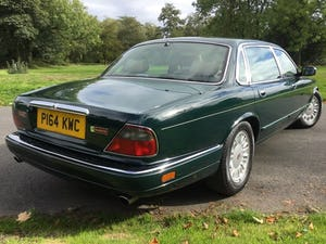 1997 Daimler Double Six 6.0 V12 For Sale (picture 2 of 11)