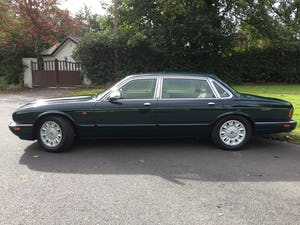 1997 Daimler Double Six 6.0 V12 For Sale (picture 3 of 11)