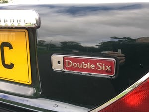 1997 Daimler Double Six 6.0 V12 For Sale (picture 9 of 11)