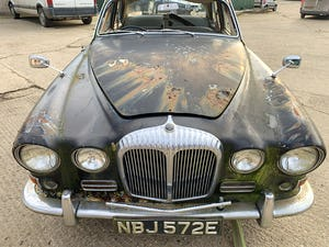 1967 DAIMLER 4.2 SOVEREIGN For Sale (picture 5 of 11)