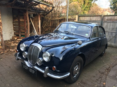 Picture of 1968 Daimler v8 250 good example, many new parts. For Sale