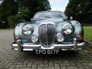 1967 DAIMLER V8-250 Manual/Overdrive/Power steering For Sale (picture 1 of 11)