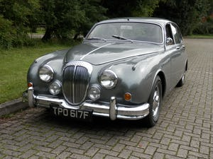 1967 DAIMLER V8-250 Manual/Overdrive/Power steering For Sale (picture 2 of 11)