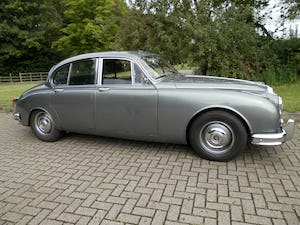 1967 DAIMLER V8-250 Manual/Overdrive/Power steering For Sale (picture 4 of 11)