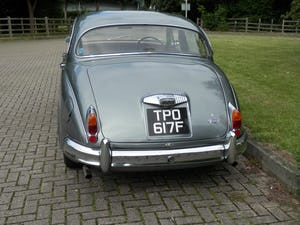 1967 DAIMLER V8-250 Manual/Overdrive/Power steering For Sale (picture 8 of 11)