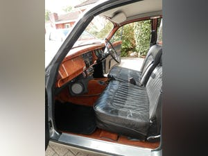 1967 DAIMLER V8-250 Manual/Overdrive/Power steering For Sale (picture 9 of 11)