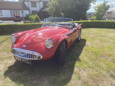 Picture of 1960 Daimler SP250 Dart A Spec For Sale