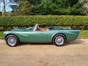 Picture of 1960 Beautiful Daimler Dart/SP250 For Sale