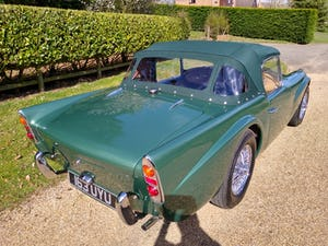 1960 Beautiful Daimler Dart/SP250 For Sale (picture 4 of 12)