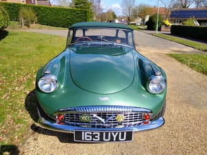 1960 Beautiful Daimler Dart/SP250 For Sale (picture 5 of 12)