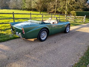 1960 Beautiful Daimler Dart/SP250 For Sale (picture 7 of 12)