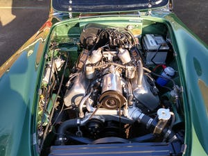 1960 Beautiful Daimler Dart/SP250 For Sale (picture 10 of 12)