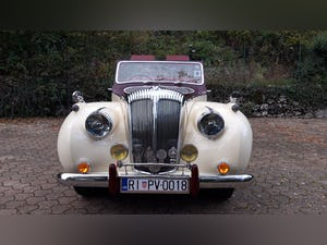 1952 Daimler DB 18 2 1/2 Litre Sports Special by Barker For Sale (picture 2 of 12)