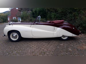 1952 Daimler DB 18 2 1/2 Litre Sports Special by Barker For Sale (picture 3 of 12)