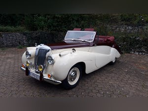 1952 Daimler DB 18 2 1/2 Litre Sports Special by Barker For Sale (picture 4 of 12)