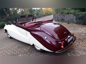 1952 Daimler DB 18 2 1/2 Litre Sports Special by Barker For Sale (picture 5 of 12)