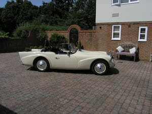 1962 DAIMLER SP250 B Spec For Sale (picture 1 of 6)