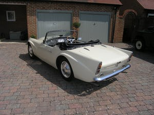 1962 DAIMLER SP250 B Spec For Sale (picture 2 of 6)