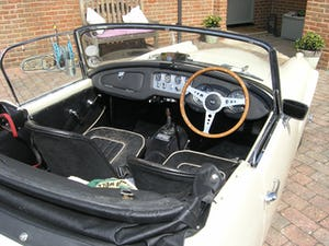 1962 DAIMLER SP250 B Spec For Sale (picture 3 of 6)