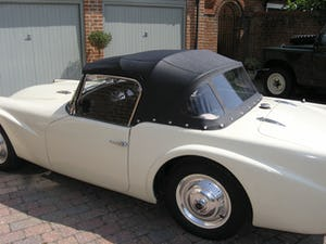 1962 DAIMLER SP250 B Spec For Sale (picture 4 of 6)