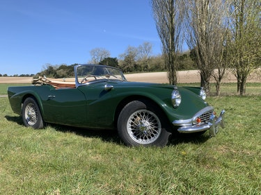 Picture of 1960 Daimler Dart SP250 V8 (2548cc) For Sale